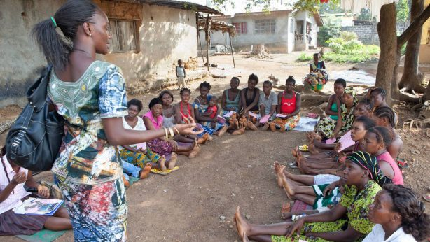 Community Development Can Be Beneficial to Public Health in Cameroon